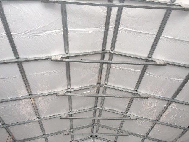 How To Insulate Your Metal Barn Best Insulation For