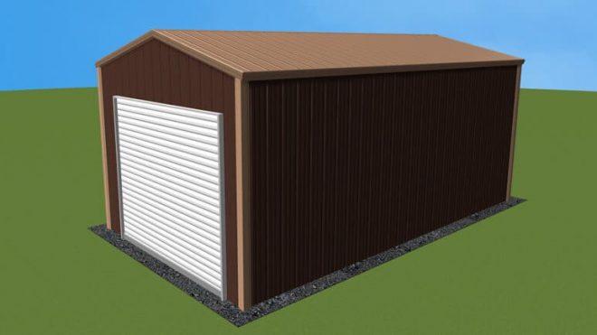 Metal Garages Steel Garage Buildings For Sale At The