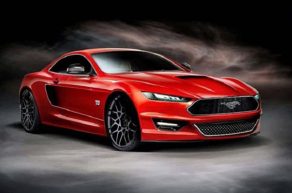 2017 Ford Mustang Concept Price Specs Photos