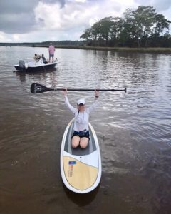 Pryor Competes in Weeks Bay Foundation Race - Carr Allison