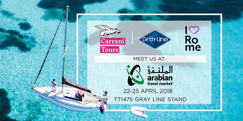 Meet us at ATM Dubai 2018!