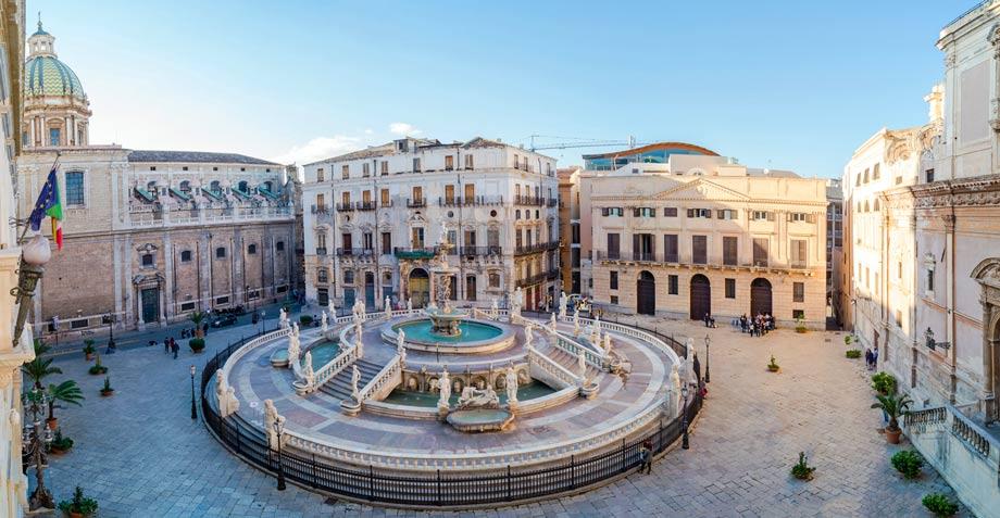 Palermo,-Piazza-Pretoia