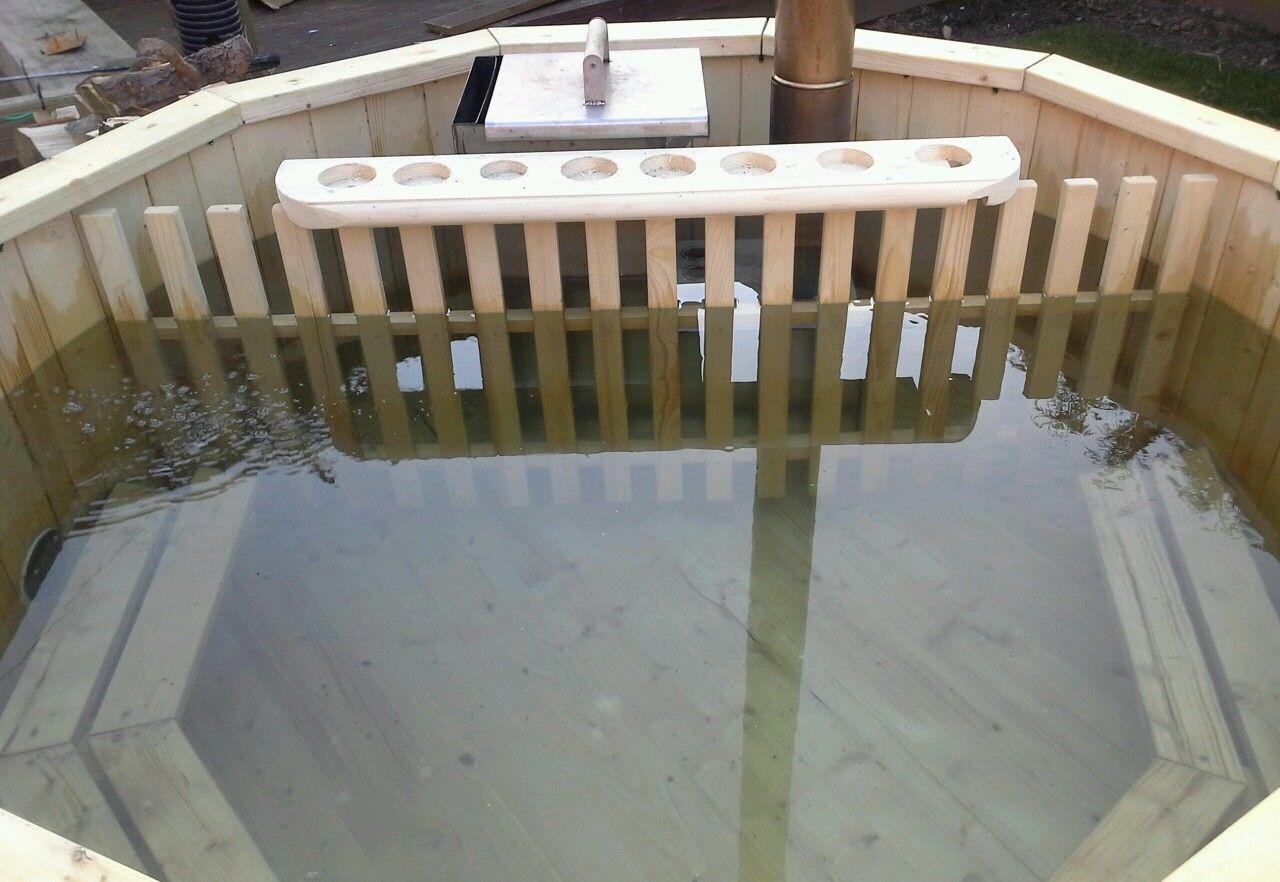 1.9m Pine Hot Tub