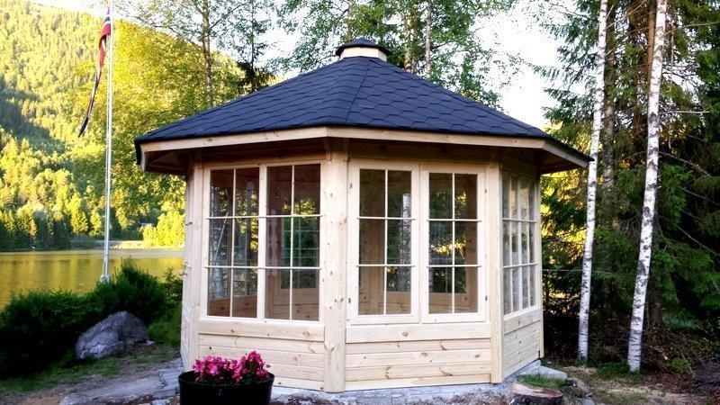 10m² Garden Pavilion