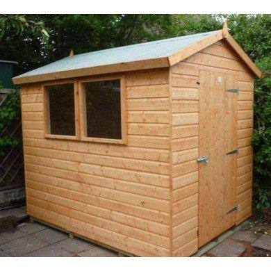 Crossley Garden Buildings Brecon Apex garden shed