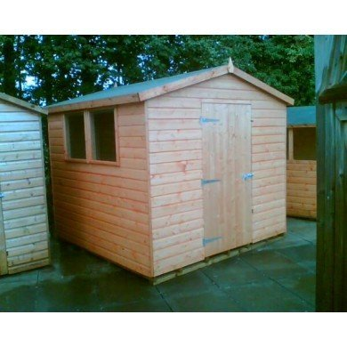 Crossley Garden Buildings Pennine Apex garden shed