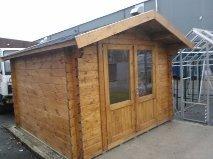 Magnum Log Cabin 3m Wide