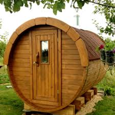 Thermowood Barrel Saunas