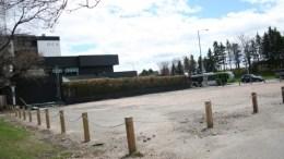 Terrain abandonné Sainte-Foy