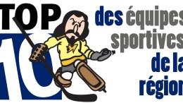 Top 10 des équipes sportives de la région