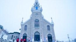 Bibliothèque:Un point de service à l'église St-Grégoire