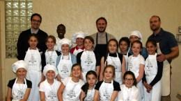 Des élèves de St-Fidèle ont appris à cuisiner