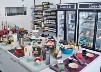 Couque et Cie: Une boutique pour la Maison Orphée