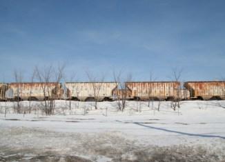 Horreur du mois: Train décoratif