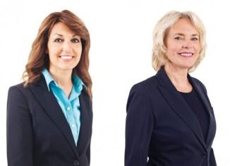 Équipe Labeaume: Départ de Chantal Gilbert et Natacha Jean