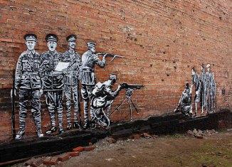 Émeutes de 1918: Wartin Pantois publie une oeuvre