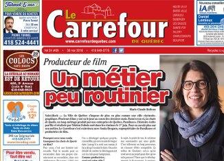 Lisez Le Carrefour du 30 mai