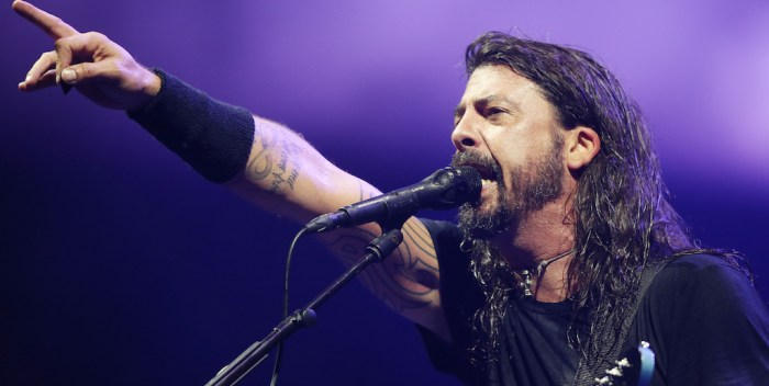 Foo Fighters: Solide performance