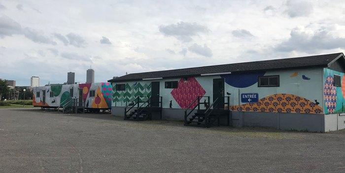 Pavillon de la Pointe-aux-Lièvres: Parka remporte le contrat d'architecture