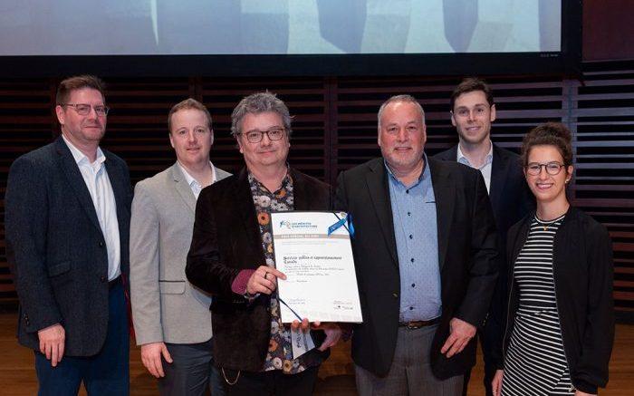 Mérites d'architecture 2018:Les lauréats dévoilés