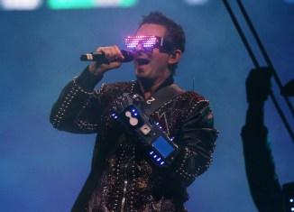 Muse: Un spectacle tout en son et en lumière