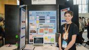 Diego Mons, récipiendaire d'un prix de la Super Expo-sciences
