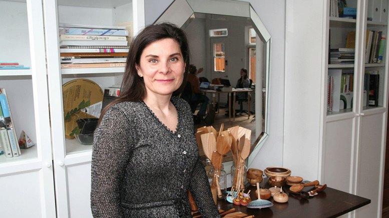Andrée Pelletier de Maelstrom Créatif