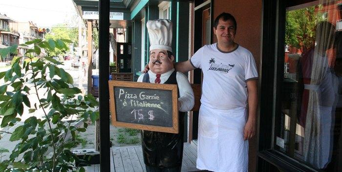 Le Cappriccioravive la vraie cuisine d'Italie à Québec