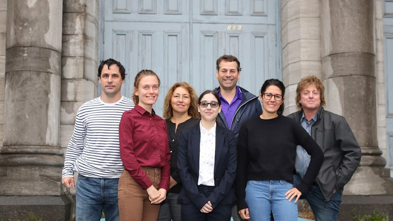 L'équipe du Carrefour de Québec