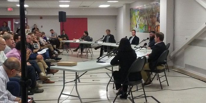 Débat élections fédérales 2019au cœur de Limoilou