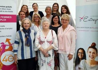Centre étape: 40 ans au service des femmes