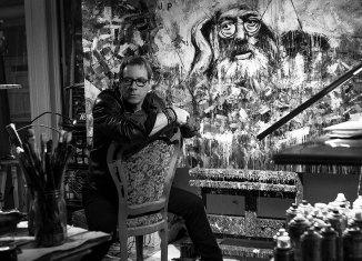 Jean Gaudreau inscrit son œuvre à l'histoire de l'art