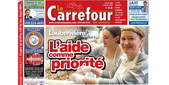 Le Carrefour 5 février 2020