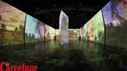 Imagine Van Gogh au Centre des congrès