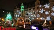 Les Jardins de Noël allemand dans le Vieux-Québec