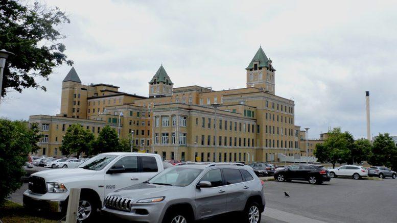 Hôpital du Saint-Sacrement