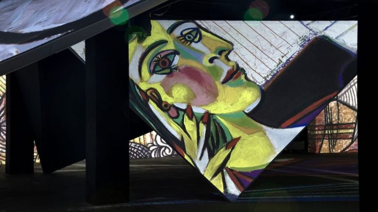 Une oeuvre de Picasso