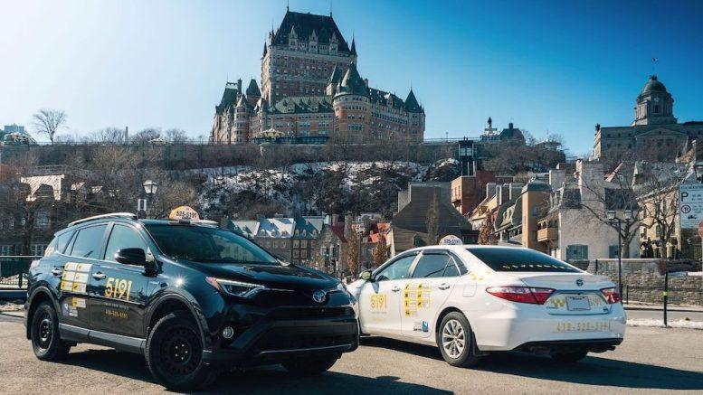 Taxis Coop Québec 525-5191