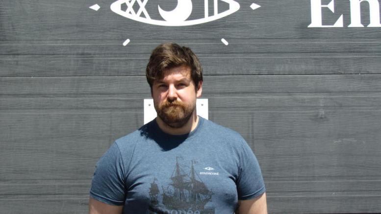 Le distilleur Michael Johnstone