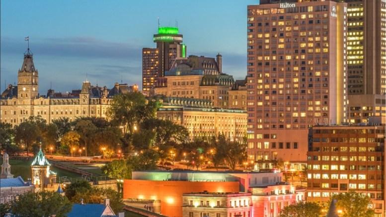 Grattes-ciel de la Ville de Québec