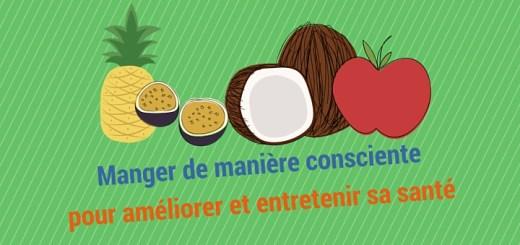Manger mieux pour garder la santé