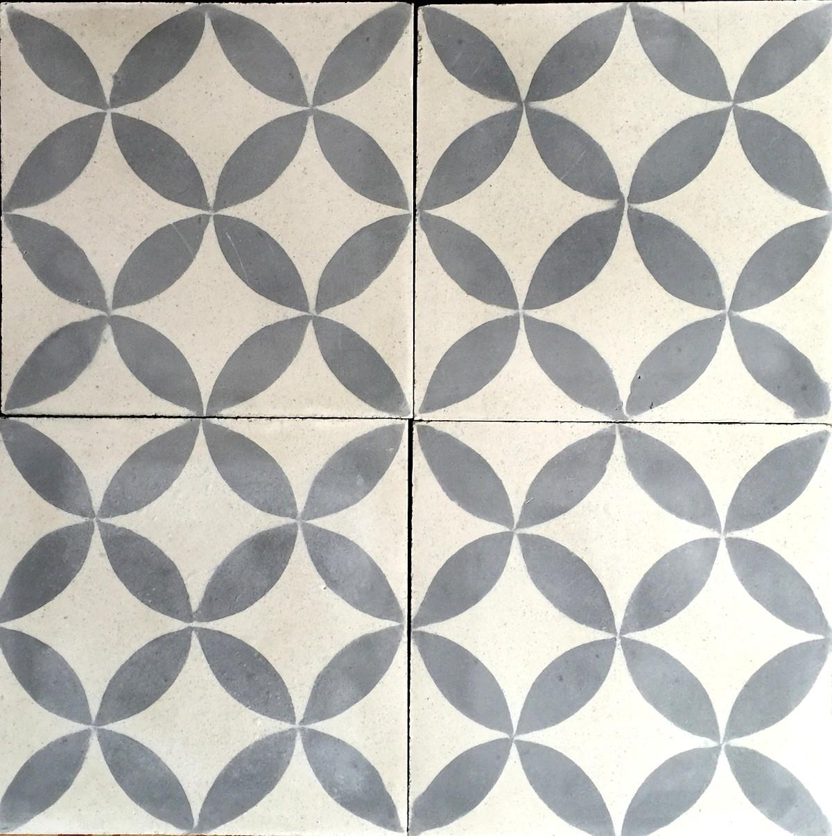 Carrelage Ciment Pas Cher 1m2 Modele Sampa Gris Carrelage Mosaique
