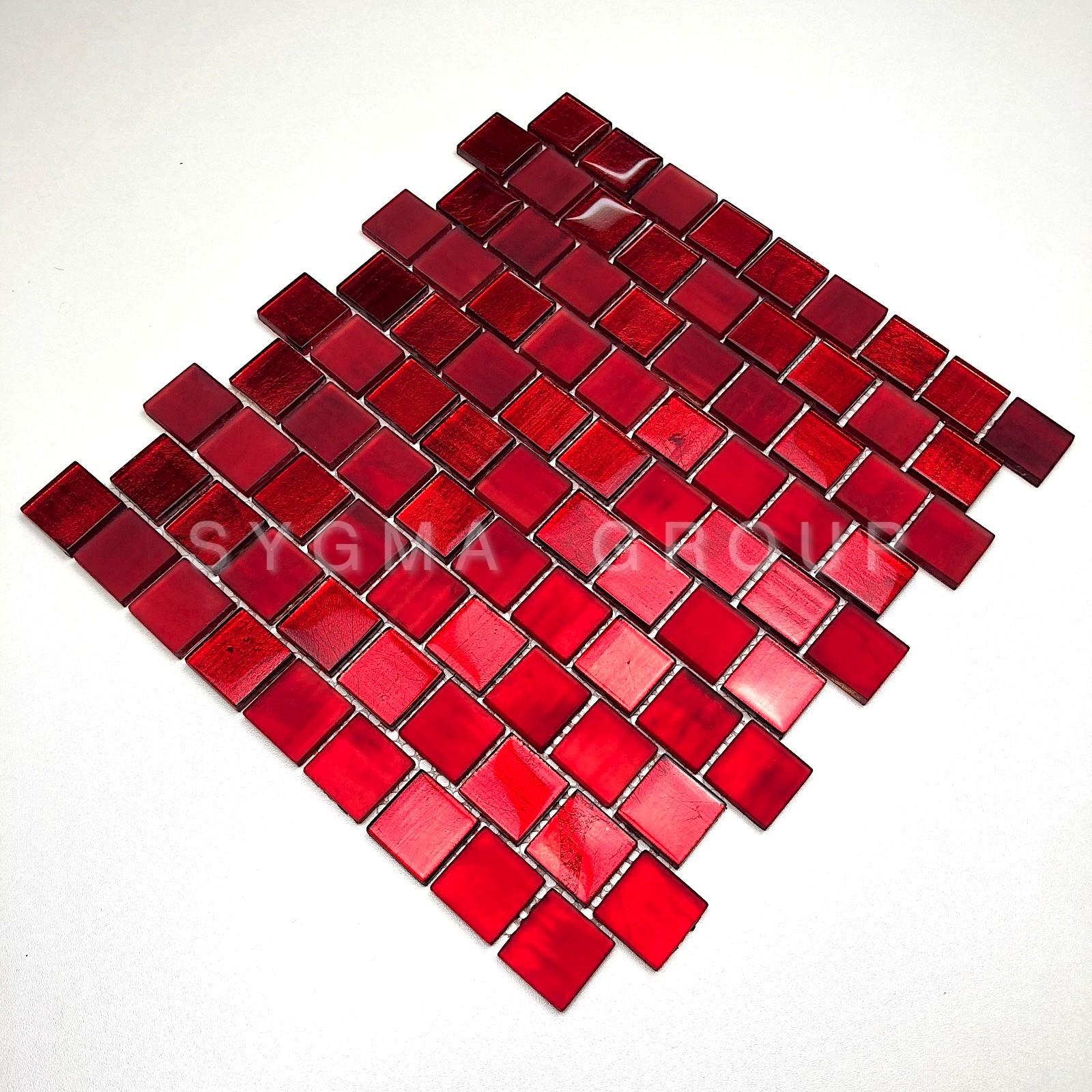 carrelage mur de cuisine et mosaique salle de bains 1m drio rouge carrelage mosaique