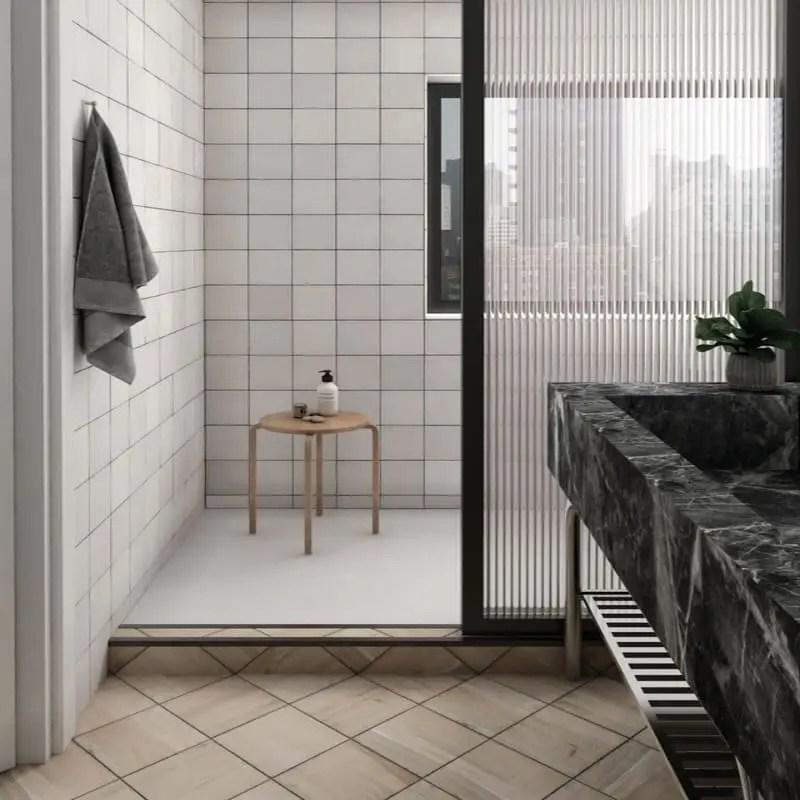 faience style zellige blanc 13 2x13 2 magma white mat