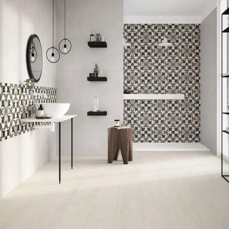 carrelage aspect ciment a motif 25x25 comfort c grey rug