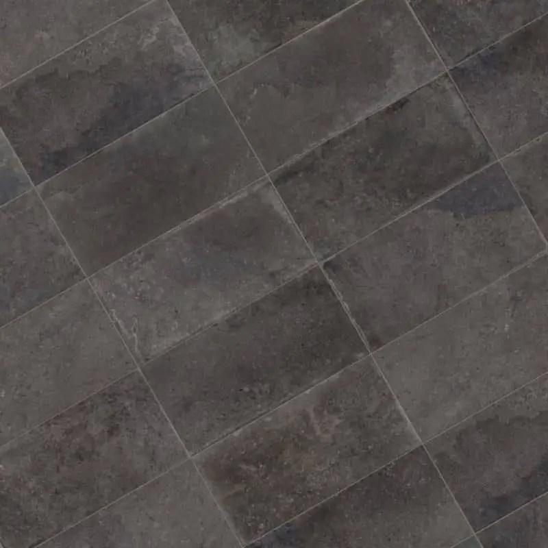 carrelage aspect pierre antiderapant 90x90 mas coal