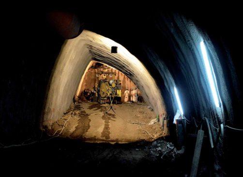 Tunel Kennedy en Santiago del Chile p28