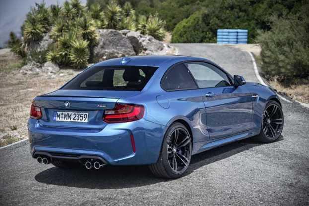 BMWm2rear