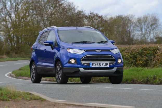 New Ford EcoSport Titanium (7)