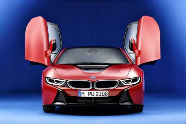 BMWi8Red1